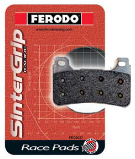 Мото колодки FERODO Sinter Grip Racing
